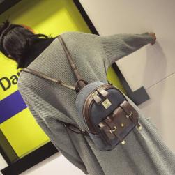 Ukawaii超人気商品対比色ファッションファスナーリュックリュックサック