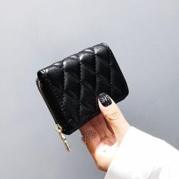 Ukawaiiお手頃価格シンプル無地手持ち財布