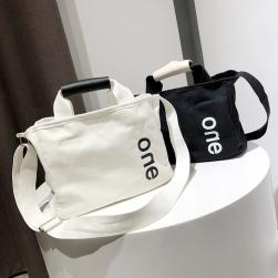 Ukawaii人気商品カジュアルアルファベット斜め掛けショルダーバッグ