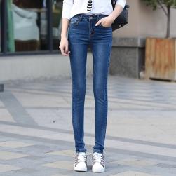 Ukawaii着瘦せ ファッション スリム 上質 合わせやすい スキニーパンツ