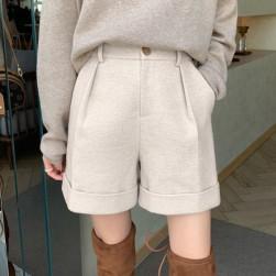 Ukawaii学園風 ファッション シック ハイウエスト カジュアル ショートパンツ