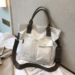 【お一人様 一点限り】Ukawaii韓国 オフィスカジュアル 大容量 ショルダーバッグ