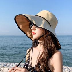 Ukawaii 韓国風 レディース カジュアル お出かけ 日焼け帽子