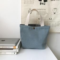 Ukawaii ユニークなデザイン シンプル 無地 マグネット スエード 多色 ハンドバッグ