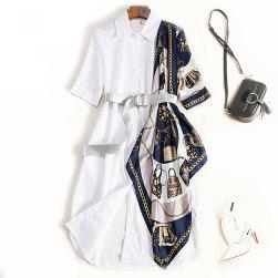 Ukawaii 見逃し厳禁 ファッション 通勤 合わせやすい デザイン性 不規則 OL/フォーマルワンピース