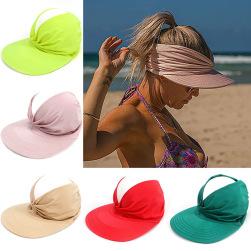Ukawaii【9 色展開】個性的なデザイン 紫外線対策 ギャザー飾り スカラップ 日焼け止め 帽子