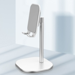 Ukawaii 品質いいな新品 卓上型 iphone/ipad 高度調整可能 スタンド機能 持ち運びやすい 雑貨