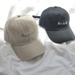 Ukawaii ファッション 上質 おしゃれ アルファベット ストリート系 男女兼用 メンズ フリーサイズ 帽子