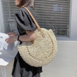 Ukawaii 目を奪われる エレガント オールシーズン 肩掛け オープン 透かし彫り ショルダーバッグ