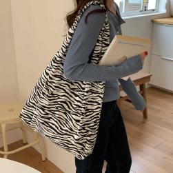 Ukawaii 定番シンプル ファッション 肩掛け マグネット プリント 切り替え ショルダーバッグ