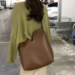 Ukawaii 今買いファッションマグネット肩掛けPUオールシーズンショルダーバッグ